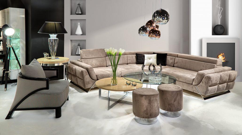 Σκαμπό για μικρό σαλόνι - τραπεζάκι σαλονιού-καναπές | 'Επιπλο Κυρίτσης