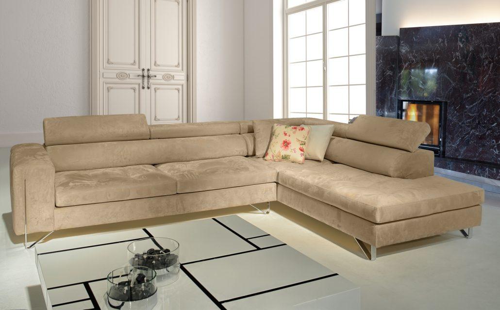 Γωνιακός Καναπές Duomo- Γωνιακοί καναπέδες Κυρίτσης