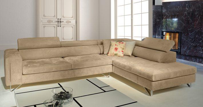 Γωνιακός Καναπές- Σαλόνι- Κυρίτσης