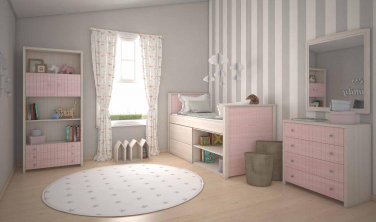 450f8f852d7 ... Παιδικό Δωμάτιο: λύσεις οργάνωσης για μικρά υπνοδωμάτια... Παδικό  δωμάτιο-Έπιπλο Κυρίτσης